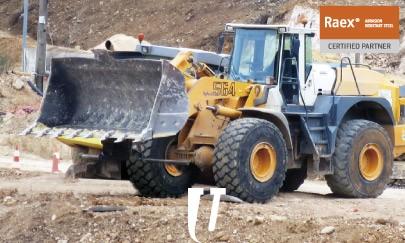 RAEX 450.Acero resistente a la abrasión