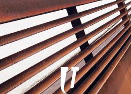 steel sheet corten