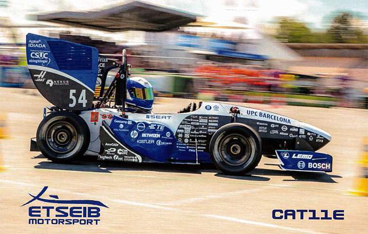 Patrocinio Motorsport Aceros URSSA